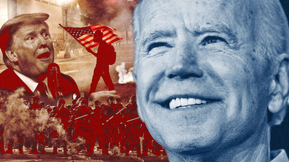 Biden has a huge task: to revive US role.