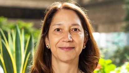 Ana Covarrubias, investigadora del Colegio de México.