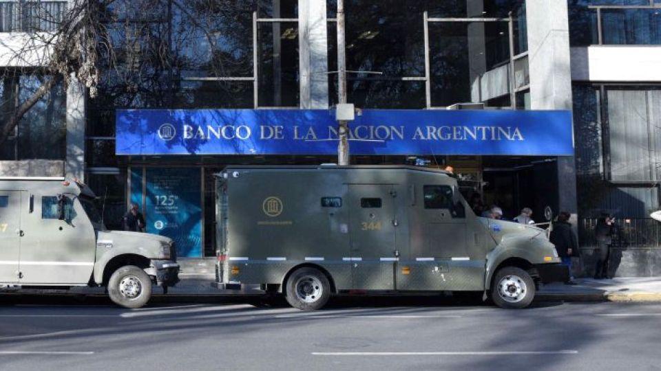 BANCO NACION. El juez advirtió la falta de capacitación del personal para prevenir el lavado de dinero.