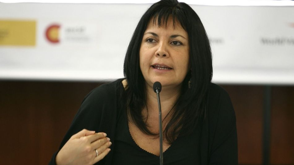 Rocío Silva Santisteban quedó al frente del Congreso de Perú