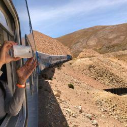El Tren a las Nubes retomará sus viajes a partir del 9 de enero de 2021.