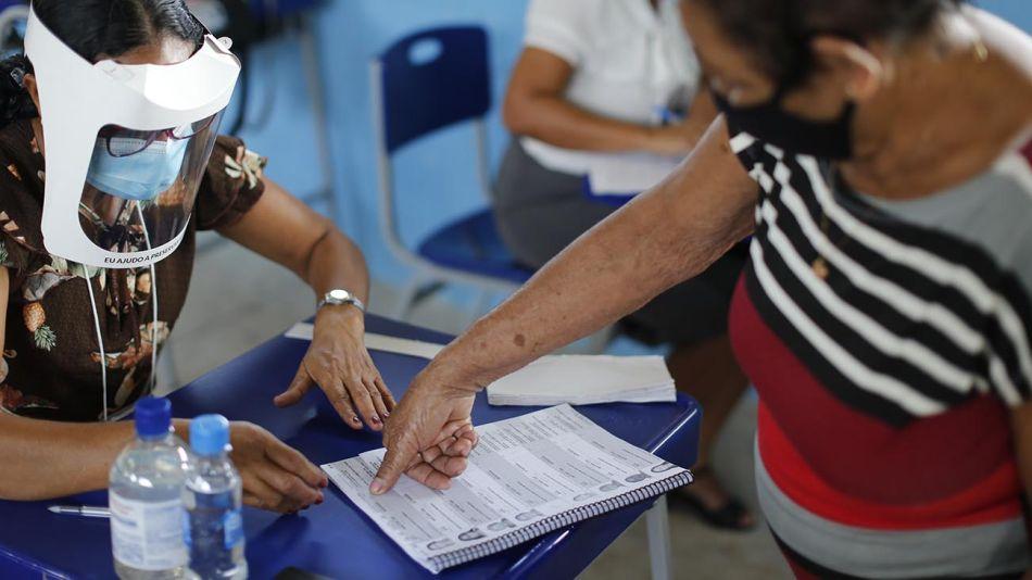 elecciones en Brasil 20201116