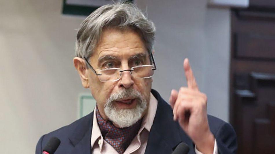 Francisco Sagasti es el nuevo presidente de Perú