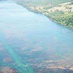 El río Uruguay también está generando preocupación por su bajo nivel de agua.
