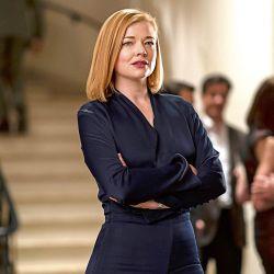 Sarah Snook en Succession   Foto:HBO