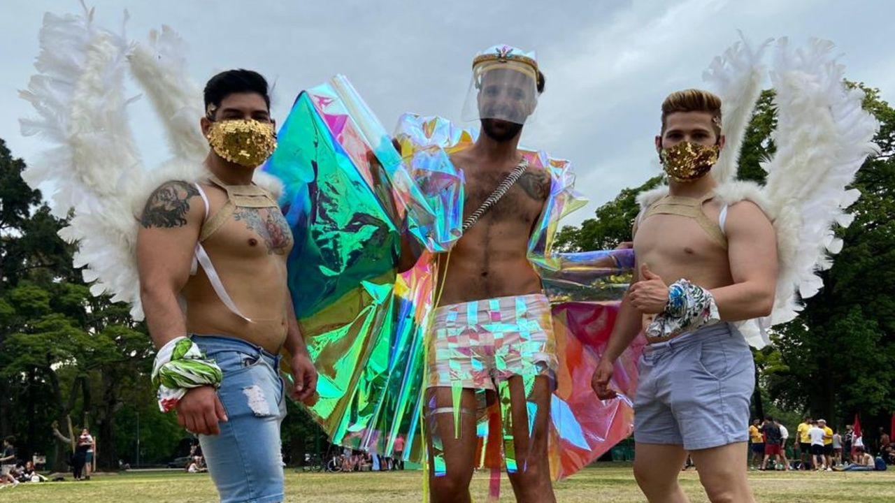 Pride 2020 | Foto:Francisco Ferreyra