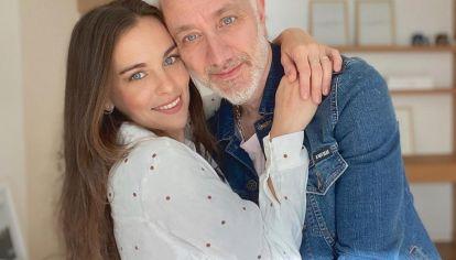 Mirá como creció Helena, la hija de Andy Kusnetzoff y su mujer, Florencia