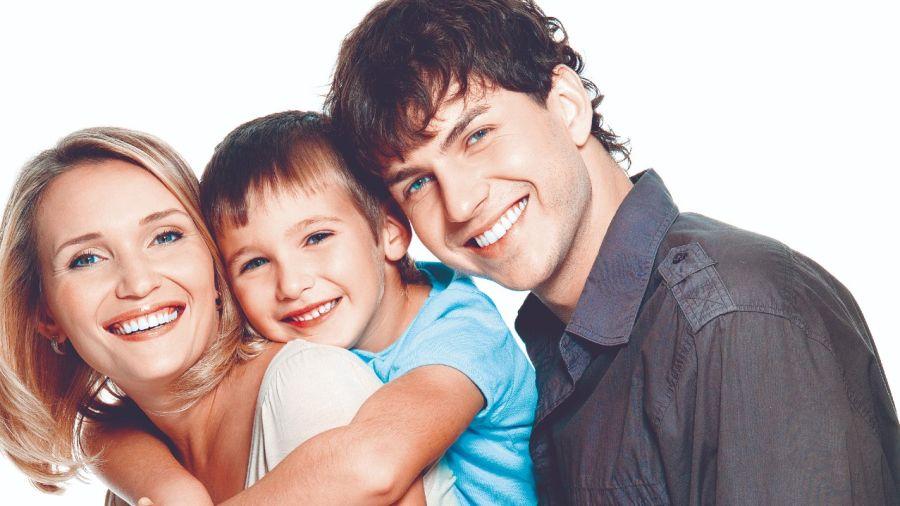 Co-padres: Mamá y papá, pero sin ser pareja