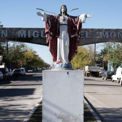 En sus comienzos, era un pueblo de frontera entre la provincia de Buenos Aires civilizada y el desierto.