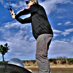 Pesca de tarariras en San Pedro. ¡Volvimos a pescar!