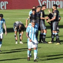 Racing cayó en el debut ante Atlético