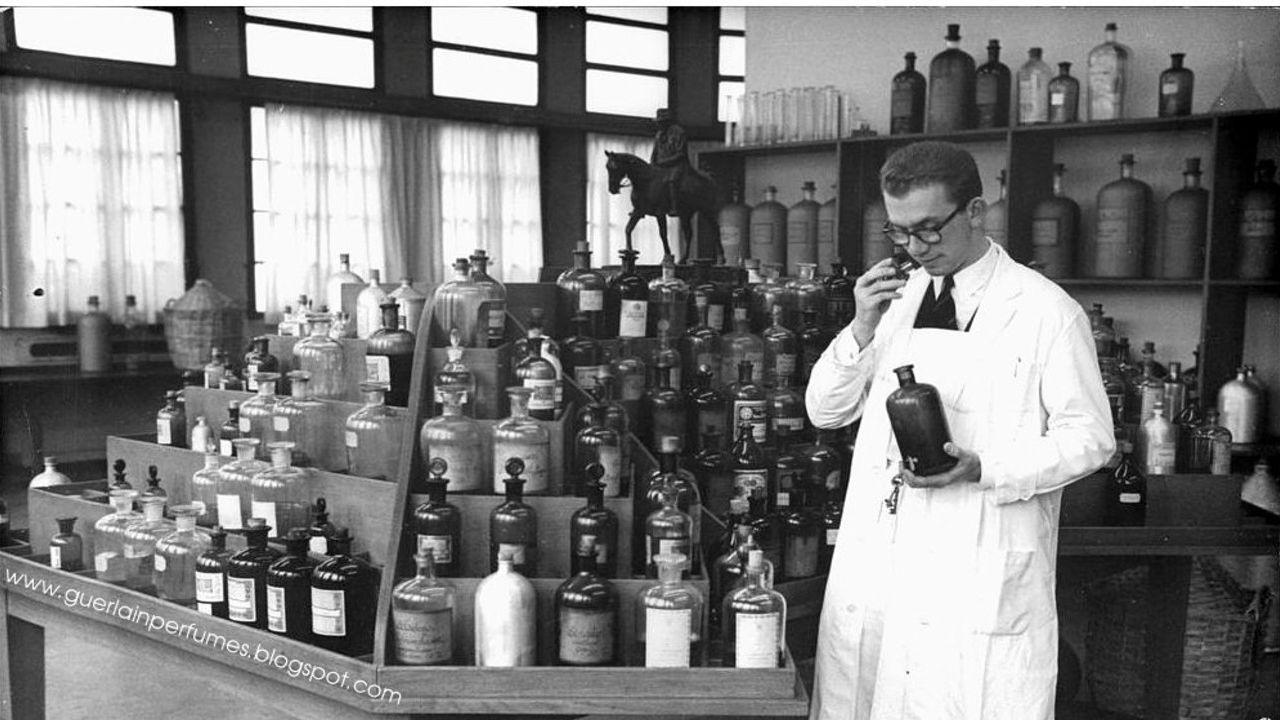 Jean Paul Guerlain-1962 | Foto:Guerlain