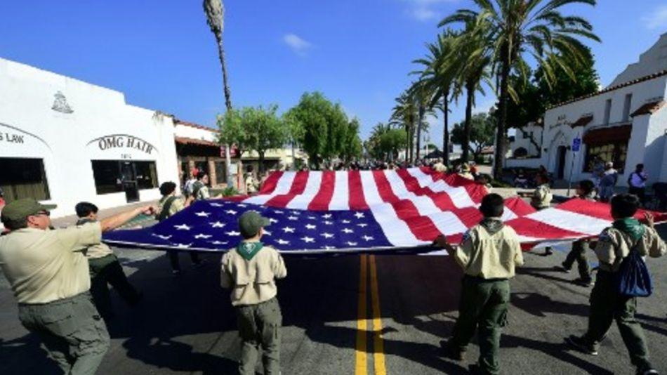 Abuso sexual en Scouts de EE.UU