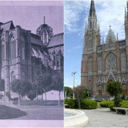 Fundada el 19 de diciembre de 1932, la catedral provincial es una de las iglesias más grandes del mundo.