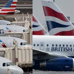 British Airways y American Airlines preparan en conjunto una prueba piloto de testeos de Covid para evitar la cuarentena al llegar.