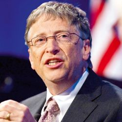 Bill Gates | Foto:Cedoc