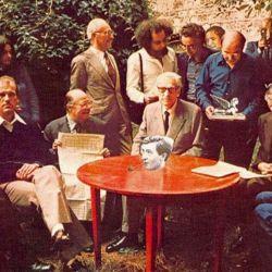 Foto histórica de OuLiPo | Foto:Cedoc