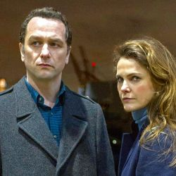The Americans | Foto:Cedoc