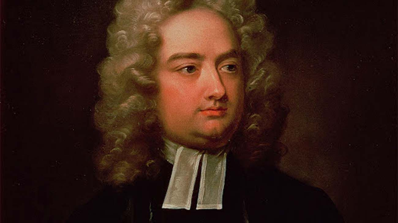 Jonathan Swift.