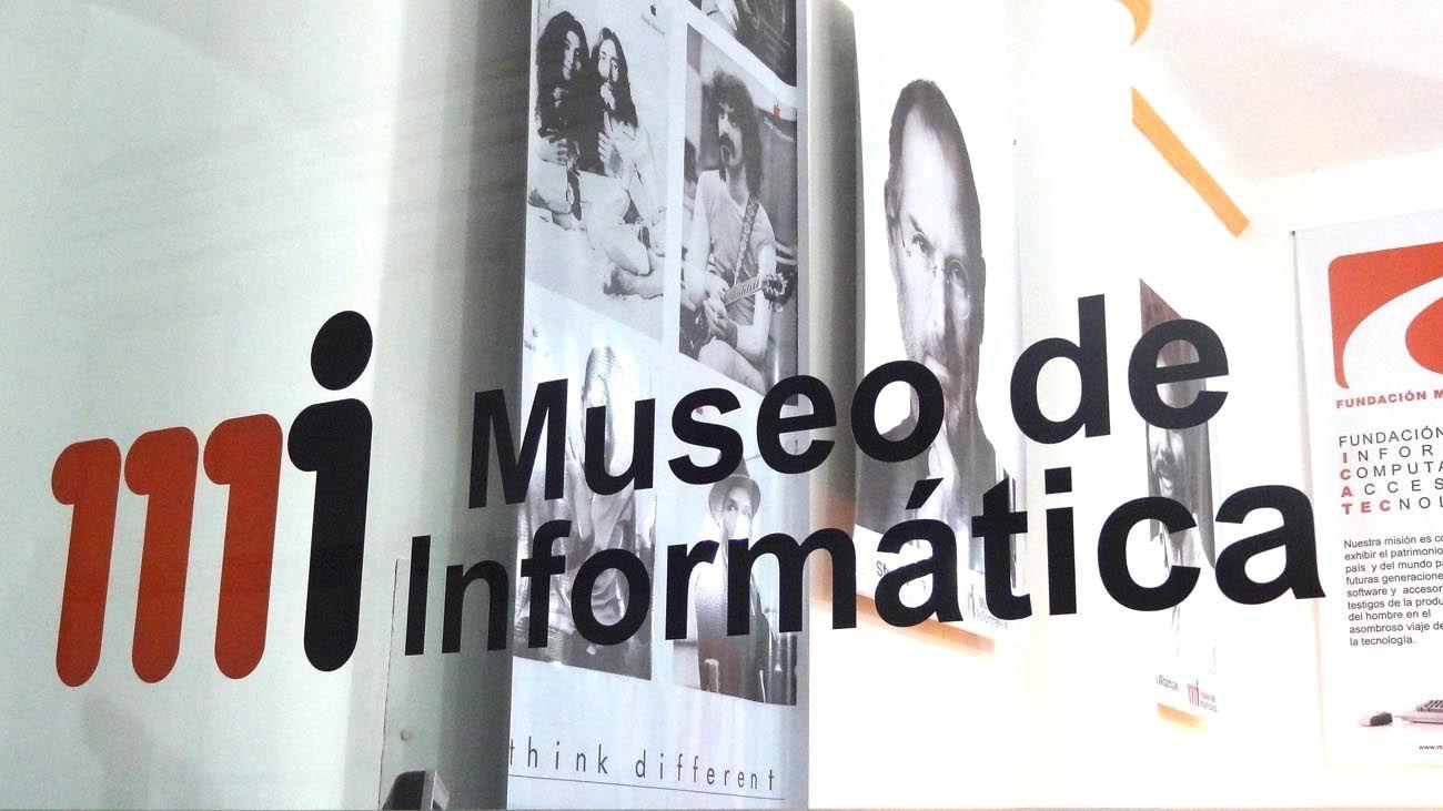 Museo de la Informática.