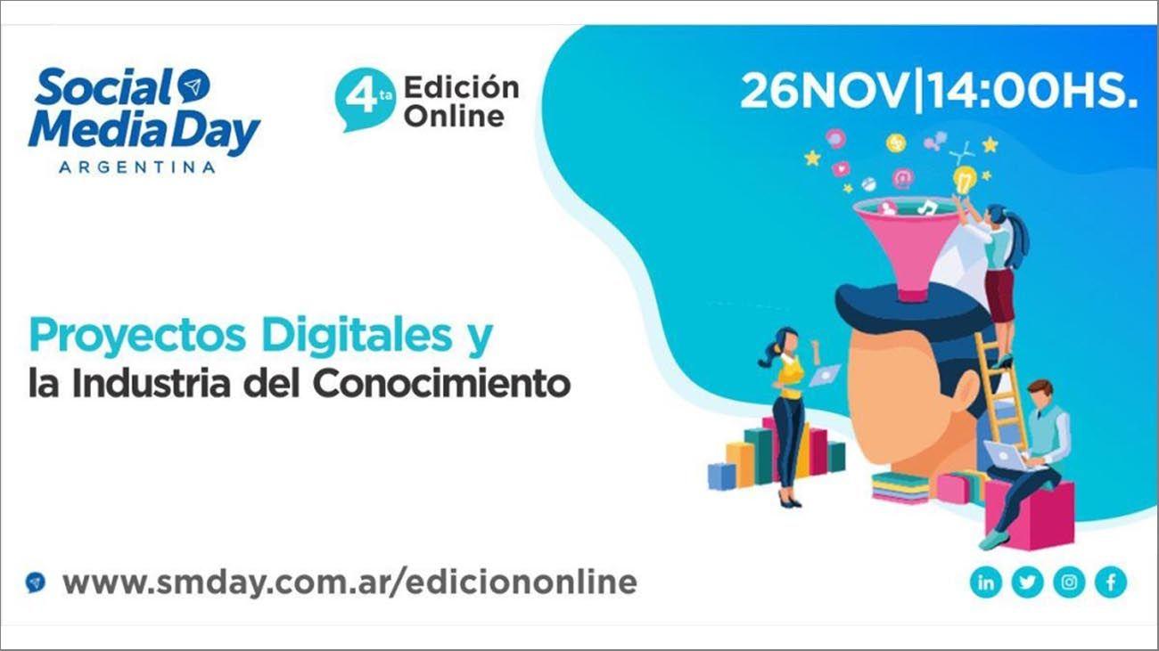 Social Media Day Argentina propone, en este contexto, un nuevo encuentro federal para debatir acerca de estas transformaciones en la comunicación digital, estrategias de contenidos en redes sociales, publicidad y marketing web.