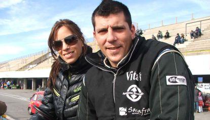 El piloto Esteban Piccinin fue condenado en 2014 por intento de femicidio.