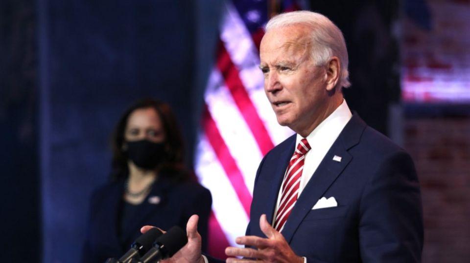 Joe Biden Presidente Electo EE.UU 2