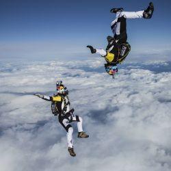 El paracaidista de 36 años murió mientras participaba de un entrenamiento de rutina en Dubai.