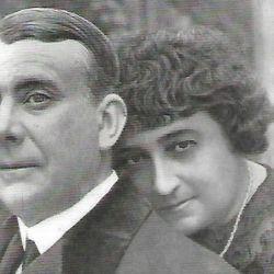 María Guerrero y Fernando Díaz de Mendoza