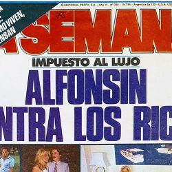 """Revista """"La Semana"""""""