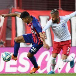 San Lorenzo recibe a Argentinos