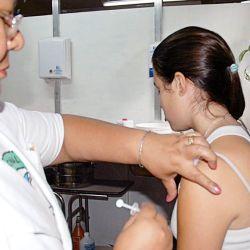 Vacunación | Foto:Cedoc