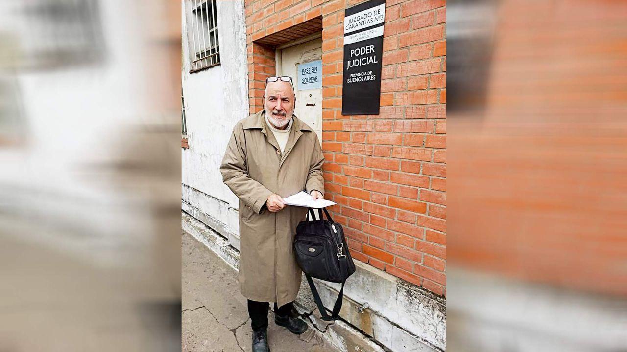 Gustavo Prellezo, el falso abogado