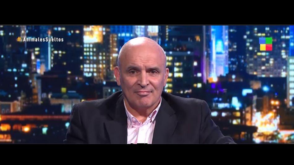 El líder del partido Unite por la Libertad y Dignidad, José Luis Espert
