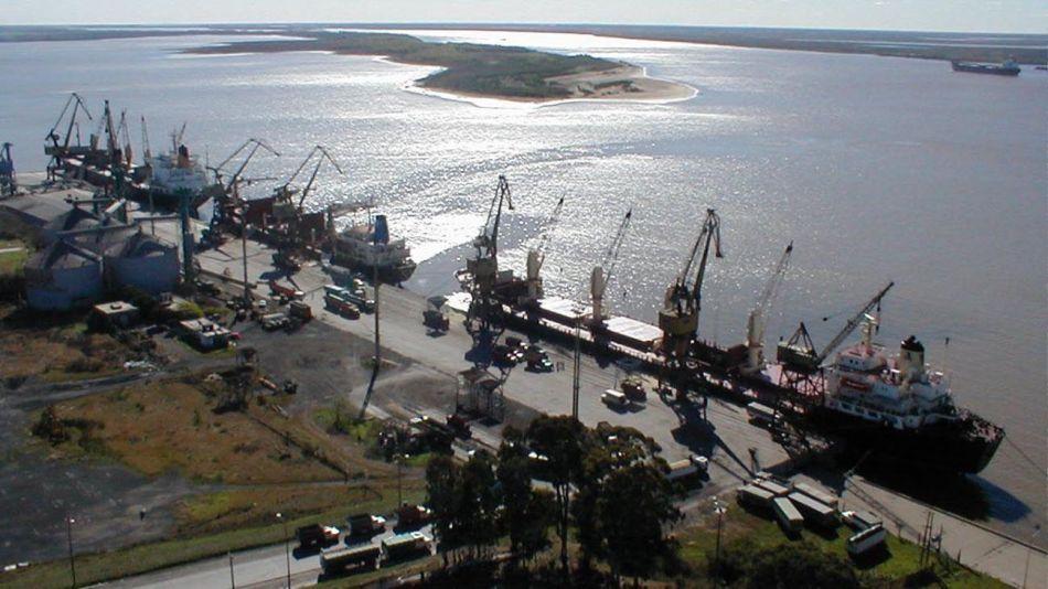 Puerto de San Nicolás, el escenario del conflicto.