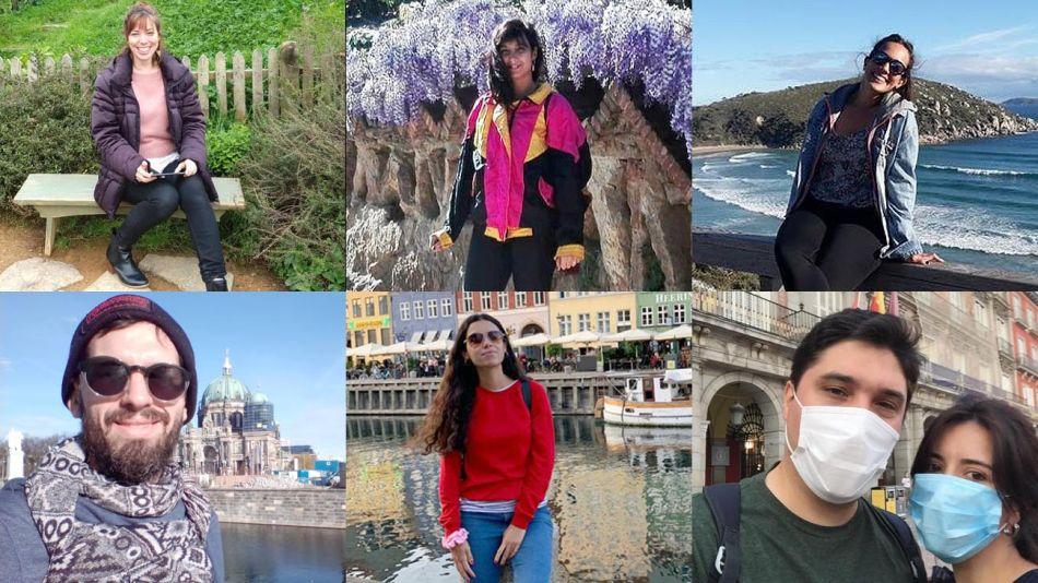 Migrantes argentinos