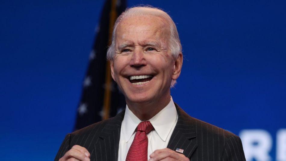 Joe Biden Presidente Electo EE.UU 1