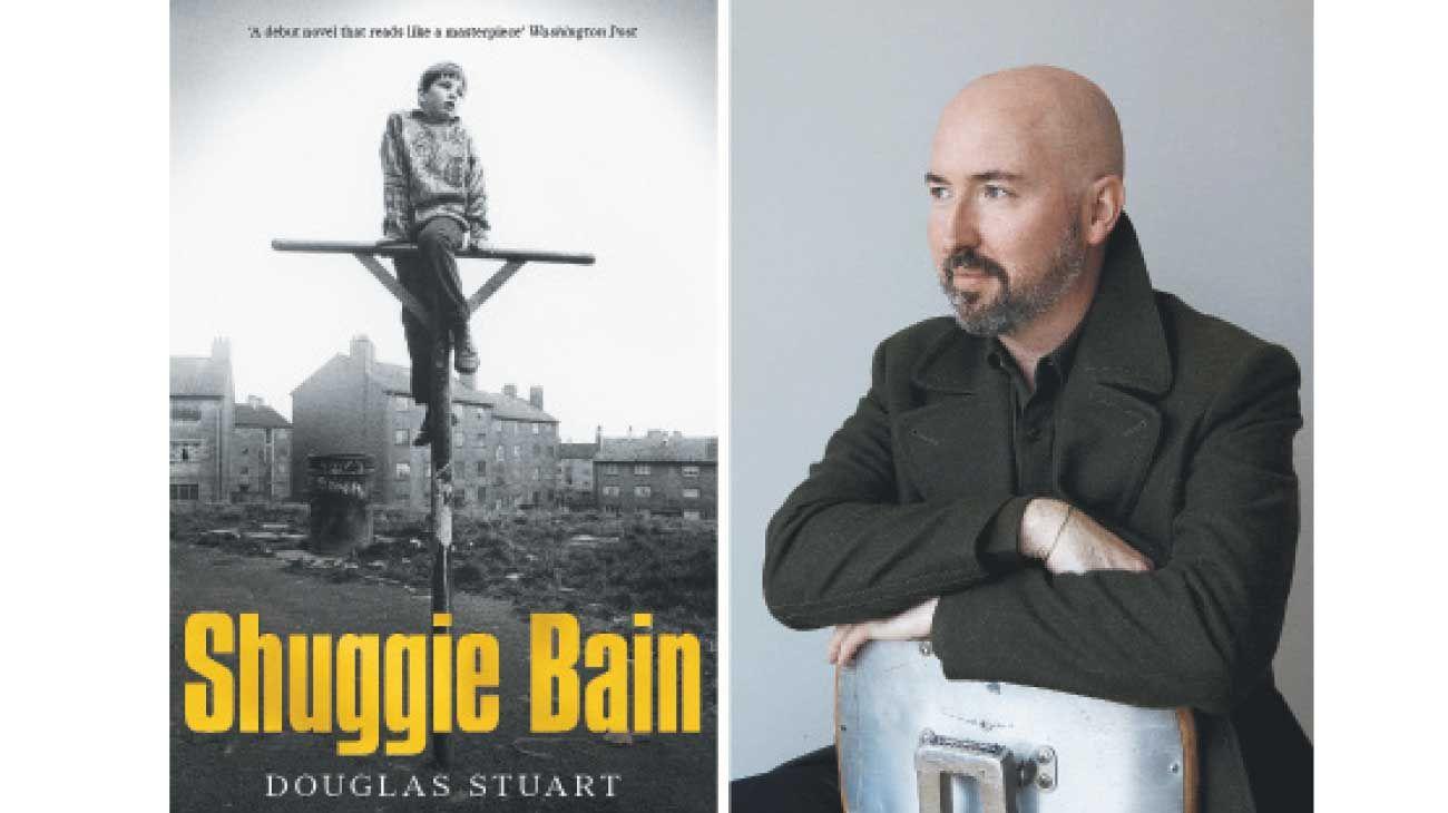 Stuart. El autor, de 44 años, ganó 66.000 dólares y es el segundo escocés en recibir el prestigioso premio.