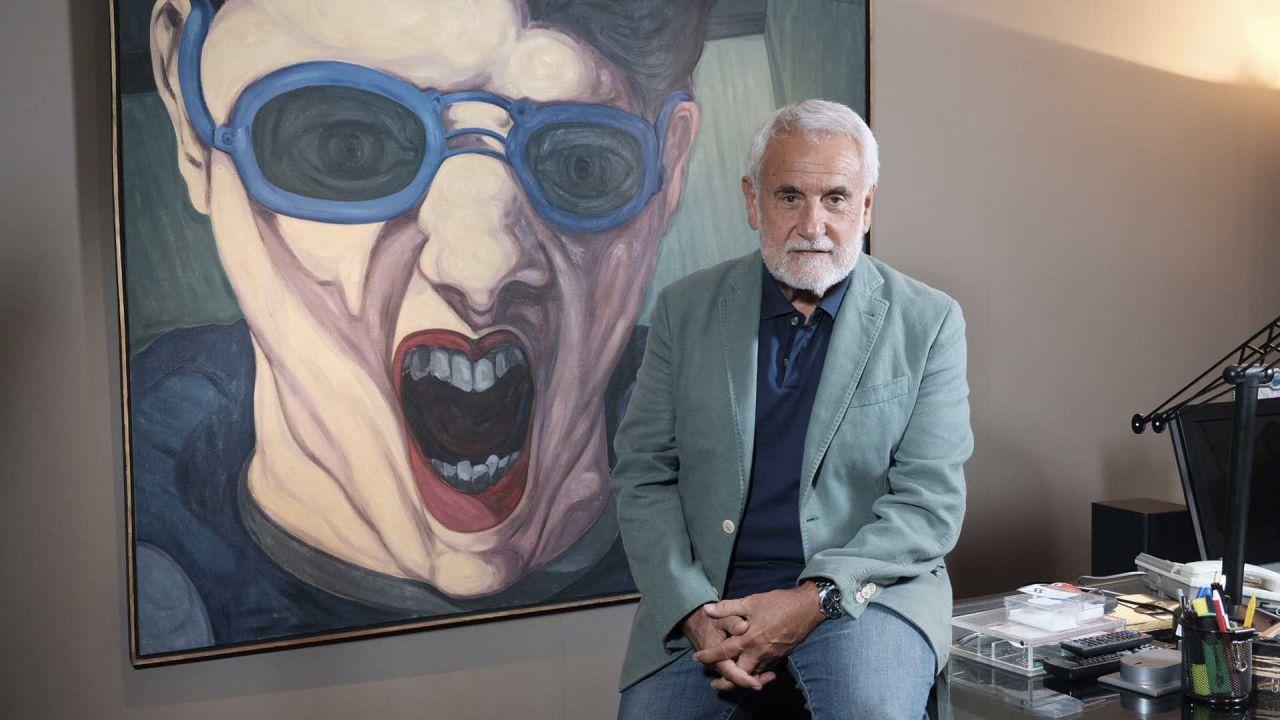 "Enrique ""Pepe"" Albistur Entrevista 2020 | Foto:Nestor Grassi"