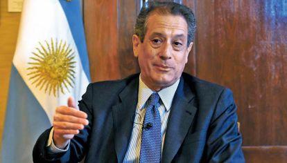 Miguel Pesce, titular del BCRA.