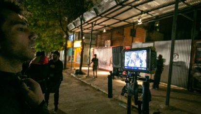 SIN FILMAR. A raíz de la pandemia y el aislamiento obligatorio, en Córdoba no se hacen películas desde hace nueve meses.