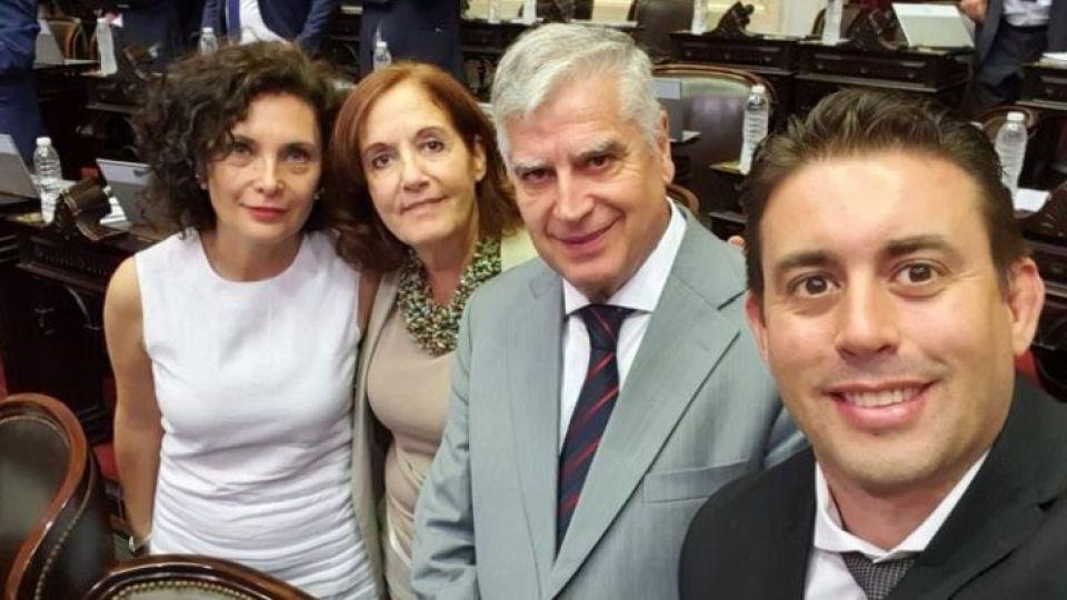 CUESTIONADO. El apoyo al oficialismo para la media sanción al Impuesto a la Riqueza ya comenzó a generarle críticas autóctonas al gobernador Schiaretti.