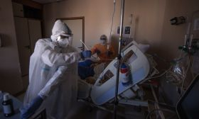brazil covid hospital coronavirus