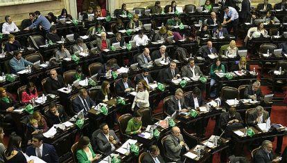 DIPUTADOS. El presidente Alberto Fernández envió al Congreso el proyecto de despenalización y legalización del aborto. La iniciativa tuvo ingreso por la Cámara baja.