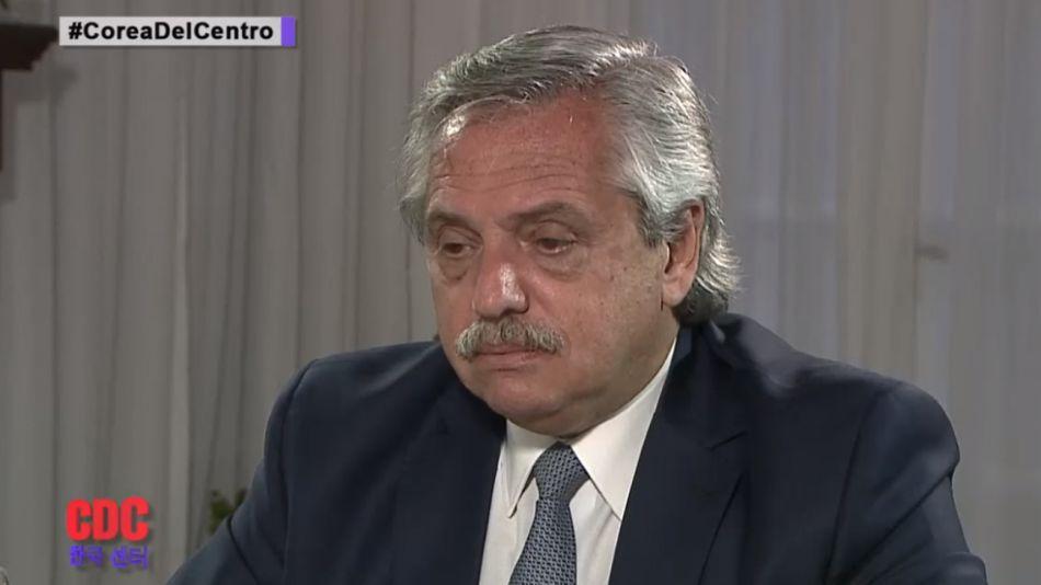 Alberto Fernández Corea del Centro