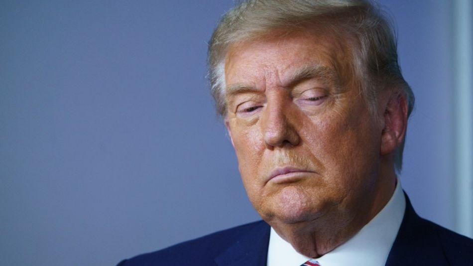 Donald Trump Traspaso de Poder