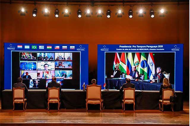 cumbre del mercosur 20201124