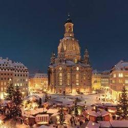 Alemania se viste de gala durante diciembre a la espera de la Navidad.
