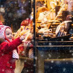 Grandes y chicos disfrutan por igual de la Navidad en las diferentes ciudades alemanas.