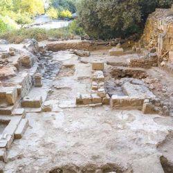 El misterioso templo encontrado habría sido construido en el año 400 D.C